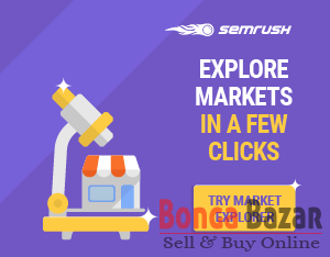 Full market analysis in one click