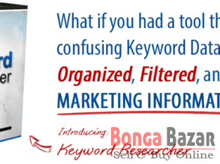 Keyword Researcher – SEO Software